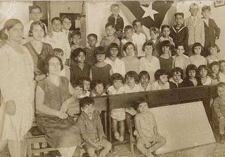 Canarian emigrants in Havana, Cuba.