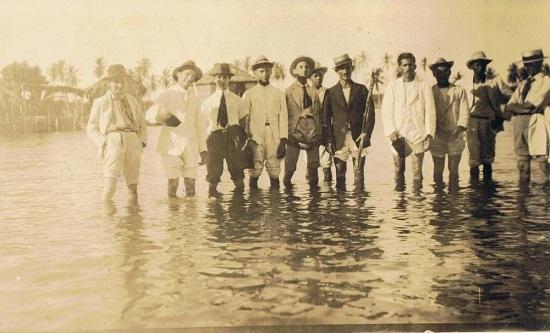 Emigrants from Tenerife in Venezuela.